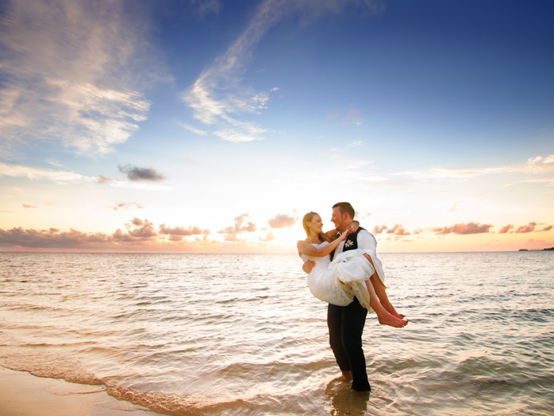 Beach Wedding Fiji